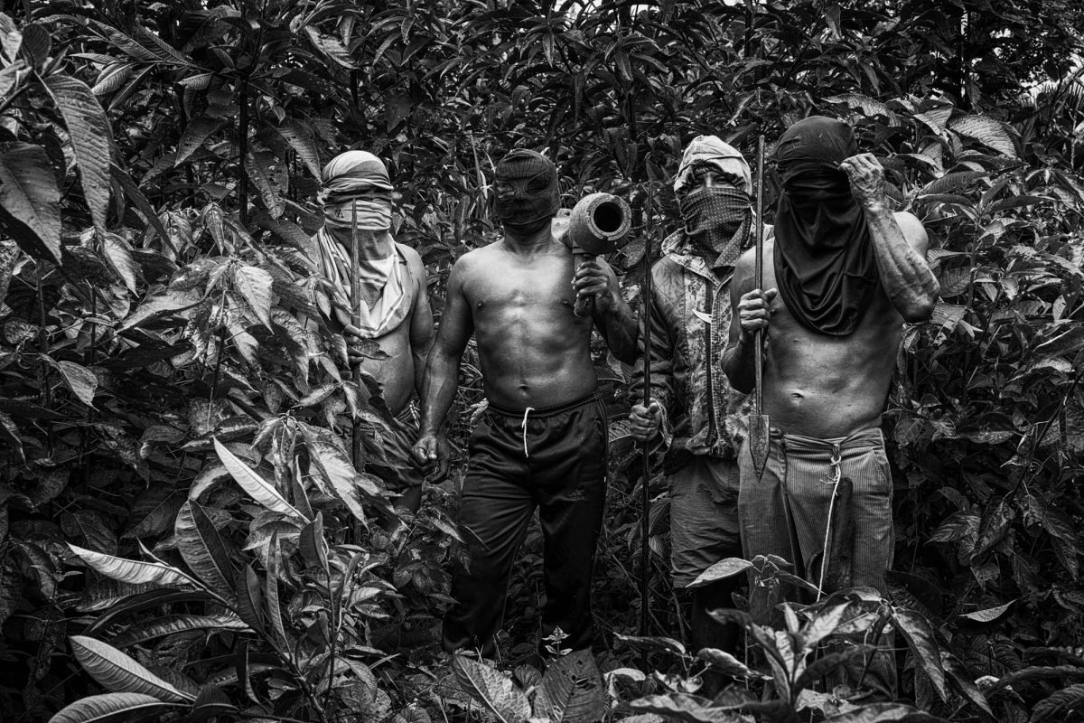 Indigenous fighters