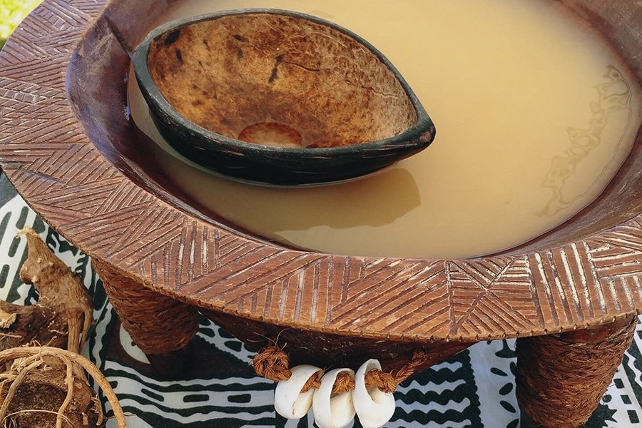 DoubleBlind: Image of traditionally made Kava in Hawaii