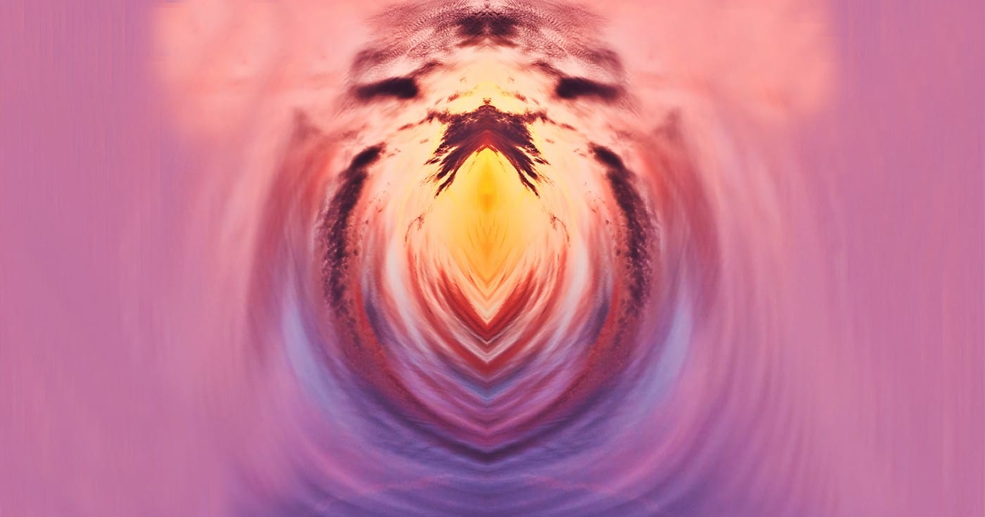 Image: Art imitating vagina. In this article, DoubleBlind explores the potential DMT release from cervical orgasms.