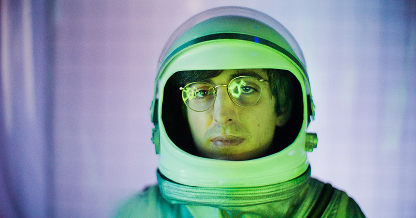 DoubleBlind: Image of Hamilton Morris for Season 3 of Hamilton's Pharmacopeia.
