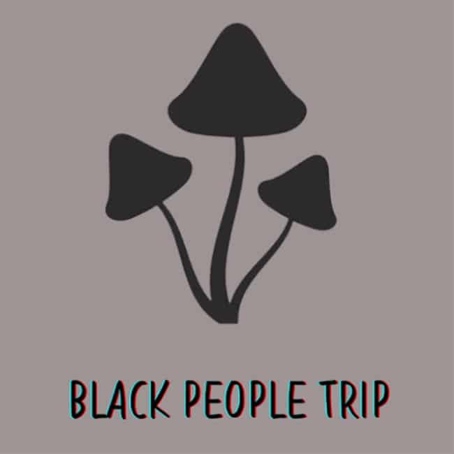 Black People Trip logo