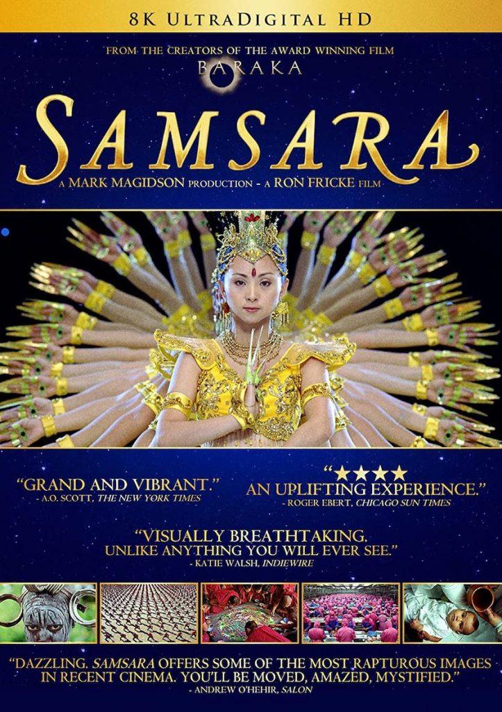 Samsara movie poster