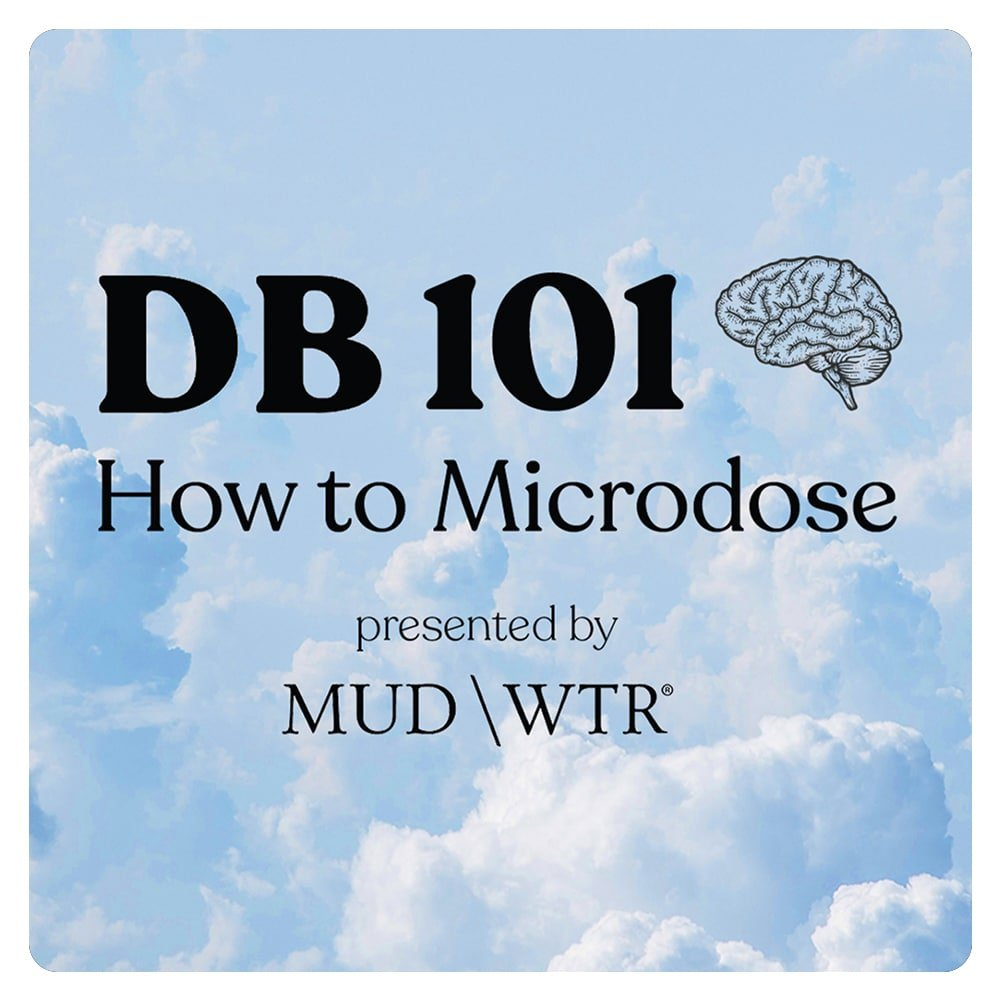 DB 101: How to Microdose Logo