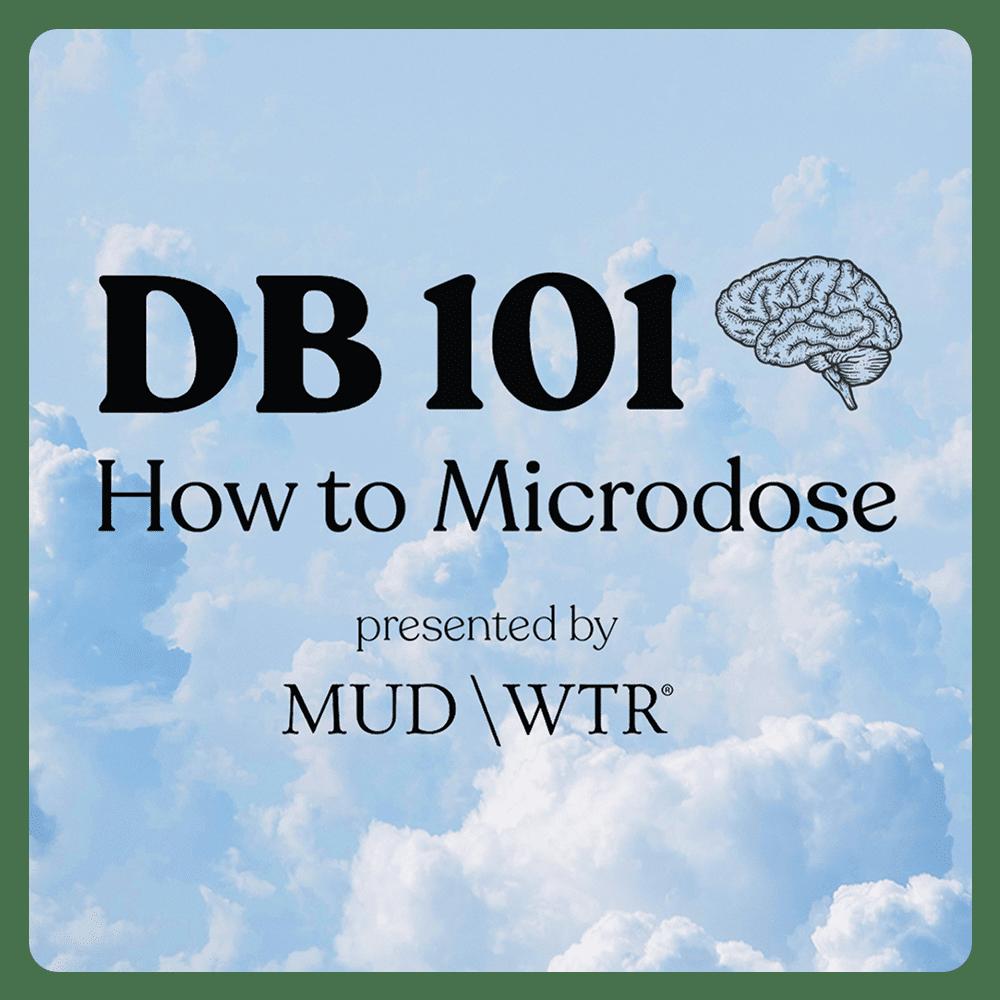 how to microdose course logo