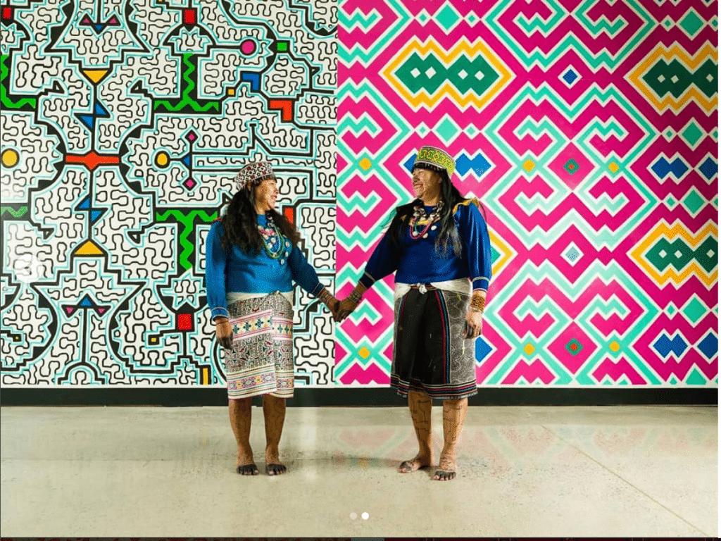 indigenous women and art