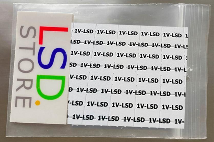 1v-lsd tabs